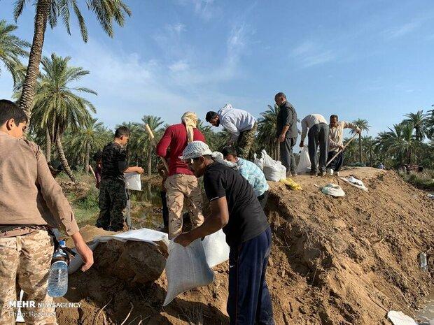 توزیع اموال تملیکی در مناطق سیلزده آغاز شد