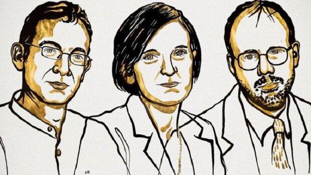 نوبل اقتصادی به سه پژوهشگر اقتصادی در حوزه مقابله با فقر رسید